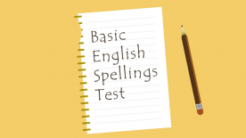 english-spellings-test