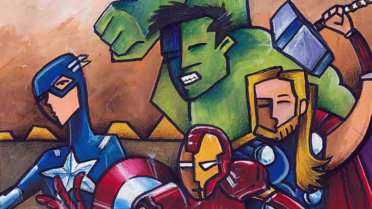 Find out which avengers character you are most similar to  Nitroquiz